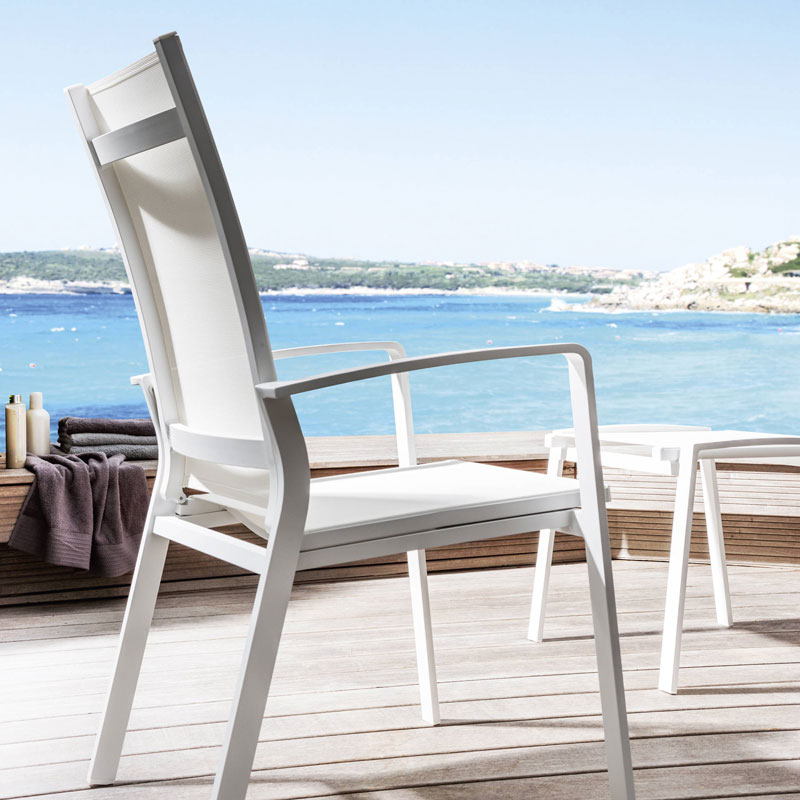 Καρέκλες εξωτερικού επαγγελματικού χώρου